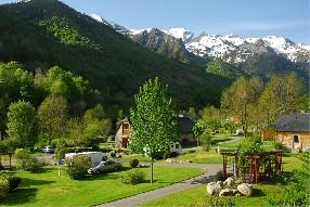 logo camping Pyrénées Natura