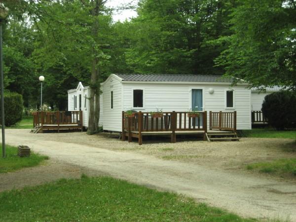 camping du Parc du Château L'Isle sur Serein